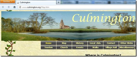 Firefox menu positioning
