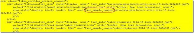 scroller code