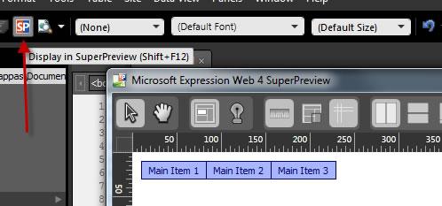 ▻ Javascript menus, CSS menus, Drop-Down menus for Microsoft ...