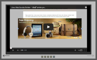 video slider example