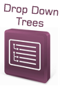Likno Drop-Down Menu Trees: Create javascript drop-down menu trees visually.
