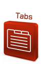 Likno Web Tabs Builder: Create jQuery tabs visually.