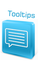 Likno Web Tooltips Builder: Create jQuery tooltips visually.